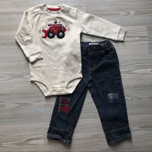 Other - Buy3get1free ⭐️ 24 Month OshKosh Outfit